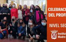 Celebración del día del profesor 2021